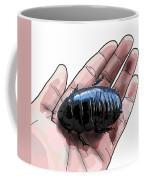 W Is For Wood Cockroach Coffee Mug