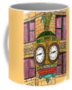 Wacker Place Chicago Coffee Mug