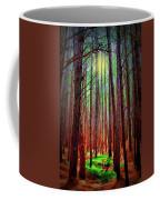 Waihou Forest  - Maui Coffee Mug