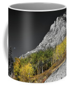 Waning Gibbous Moon Autumn Monarch Pass Bwsc Coffee Mug