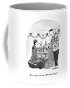 War On Christmas Coffee Mug
