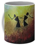 Warli Painting Coffee Mug