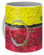 Warm Abstract Coffee Mug