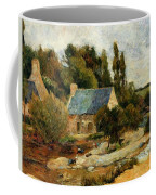 Washerwomen At Pont Aven 1886 Coffee Mug