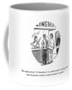 Watch It In Five Years Coffee Mug