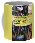 Water Lily 12 Coffee Mug