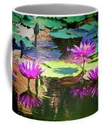 Water Lily 6 Coffee Mug
