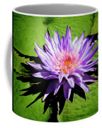 Water Lily 7 Coffee Mug