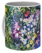 Watercolor - Alpine Wildflower Design Coffee Mug