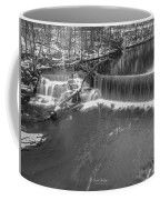 Waterfall For The Ages  Coffee Mug by Michael Hughes