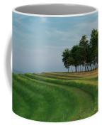 Waves Of Grass Coffee Mug by Davor Zerjav
