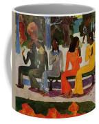 We Shall Not Go To Market Today 1892 Coffee Mug