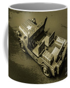 Weathered Defender Coffee Mug