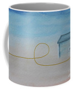 Weekend At Crystal Cove Coffee Mug by Kim Nelson
