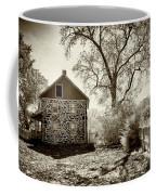 Weikert House At Gettysburg Coffee Mug
