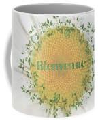 Welcome - Bienvenue Coffee Mug