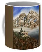 Werfen Austria Castle In The Clouds Coffee Mug