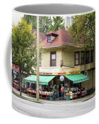 West End Grocery Store Coffee Mug by Juan Contreras