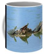 Western Painted Turtles Coffee Mug