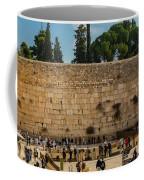 Western Wall Coffee Mug