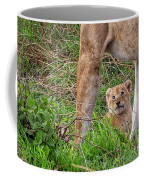 What Could Be Cuter Than A Baby Lion Cub? Coffee Mug