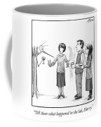 What Happened In The Lab Coffee Mug
