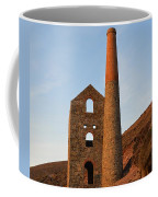 Wheal Coates Mine Chapel Porth Cornwall Coffee Mug