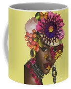 When African Eyes Are Smiling Coffee Mug