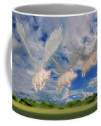 When Pigs Fly Coffee Mug