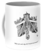 When Under Siege Coffee Mug