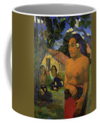 Where Are You Going 1892 Coffee Mug