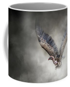 White-backed Vulture - In The Dust Coffee Mug