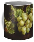 White Grapes Coffee Mug