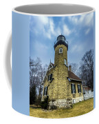 White River Lighthouse Coffee Mug