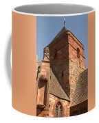 Whitekirk 12th Century Church Tower In East Lothian Coffee Mug