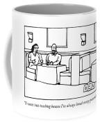 Why I Teach Coffee Mug