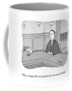 Why So Mopey? Coffee Mug