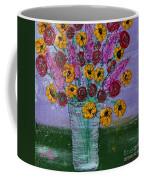 Wild Coffee Mug by Kim Nelson