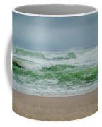 Wild Waves Coffee Mug by Judy Hall-Folde
