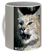 Wildcats Mascot 2 Coffee Mug