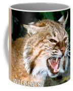 Wildcats Mascot 4 Coffee Mug