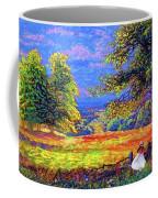 Wildflower Fields Coffee Mug