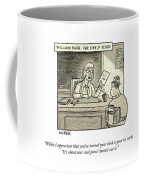 William Barr The Early Years Coffee Mug