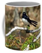 Willy Wagtail #1 Coffee Mug