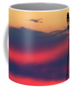 Windmill At Sunset 07 Coffee Mug by Rob Graham