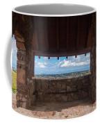 Window View - Ccc Lookout- Cedar Breaks - Utah Coffee Mug