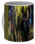 Wings Flying Out Of Time Coffee Mug