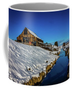 Winter Contrast Coffee Mug