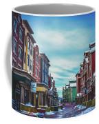 Winter Morning - Park City, Utah Coffee Mug