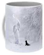 Winter Solstice Holiday Card Coffee Mug